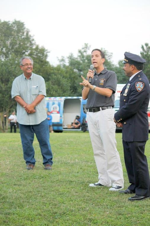 Taking back the night in South Queens  — 106TH PRECINCT