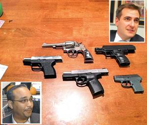 State senators try for tough gun control laws 2