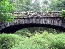 Reservoir walk yields forgotten history
