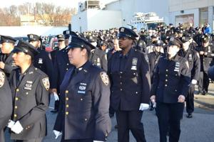 Bump in cops pumps many Queens officials 1