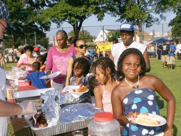 A safe summer night in Cambria Heights 1
