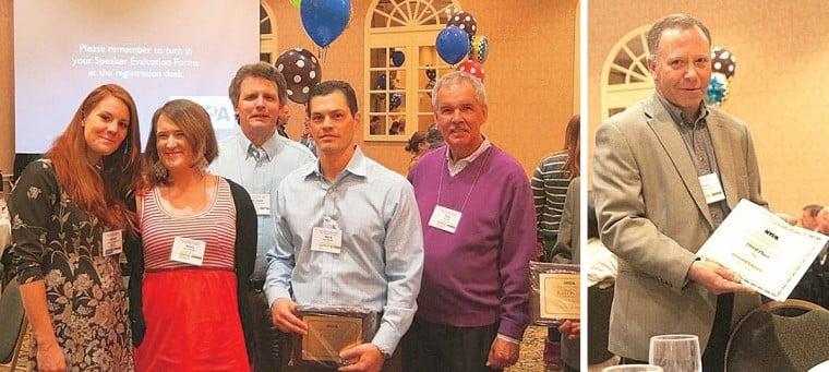 Chronicle wins key newspaper awards 1