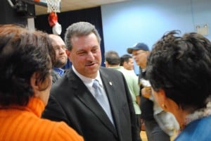 A night of politics in Howard Beach