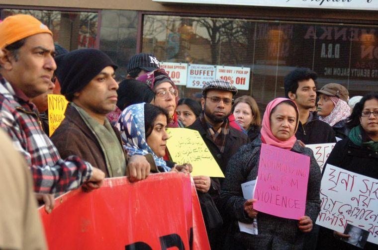 Sunando Sen's friends, Muslim community speak out against hate crimes 1