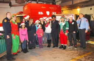 Chronicle toy drive a huge success 1