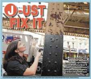 Officials: J train an unsafe eyesore