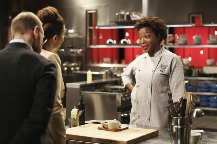 Queens chef wins 'Cutthroat Kitchen' 1