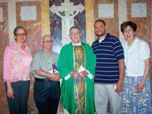 Nativity BVM pastor retires 1