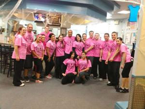 Gold's Gym fights cancer 1
