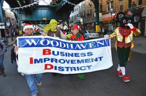Woodhaven Xmas parade 55099