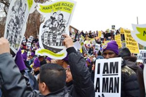 Airport workers call for major changes 1