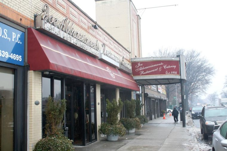 Abbracciamento's in Queens to become apartments 1