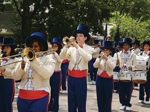 Memorial parade 1