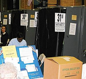 A cameo appearance for old voting system 1