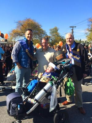 Kiwanis Club hosts Halloween parade 2