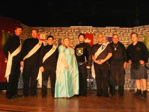 'Camelot' cast hits it out of the castle 1