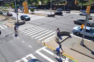NYPD kicks off bike lane safety effort 1