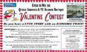 Queens Chronicle Valentine Contest