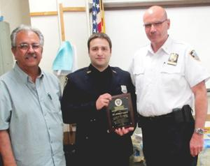 106 Pct. Cop of the Month 1