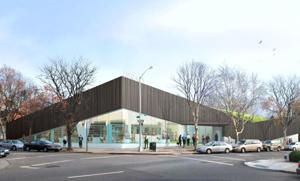 Library is expected to reopen next summer 1