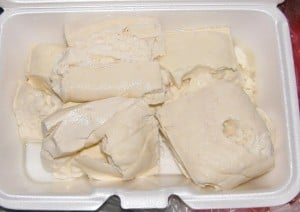 City warns residents about tainted tofu  1