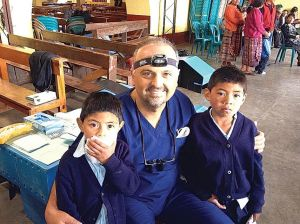 Bayside dentist goes on a mission 1