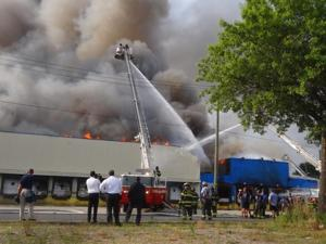 Queens affected by Brooklyn factory fire 1