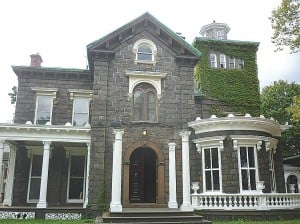 Steinway Mansion back on the market 1