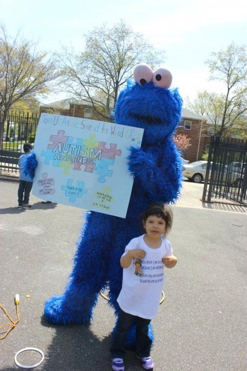 Autism awareness in Lindenwood