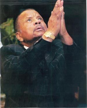 Beloved pastor, Boyd, dead at 85 1