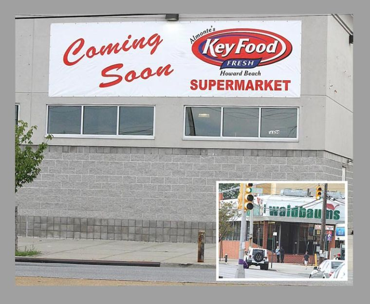 Key Food coming to Howard Beach