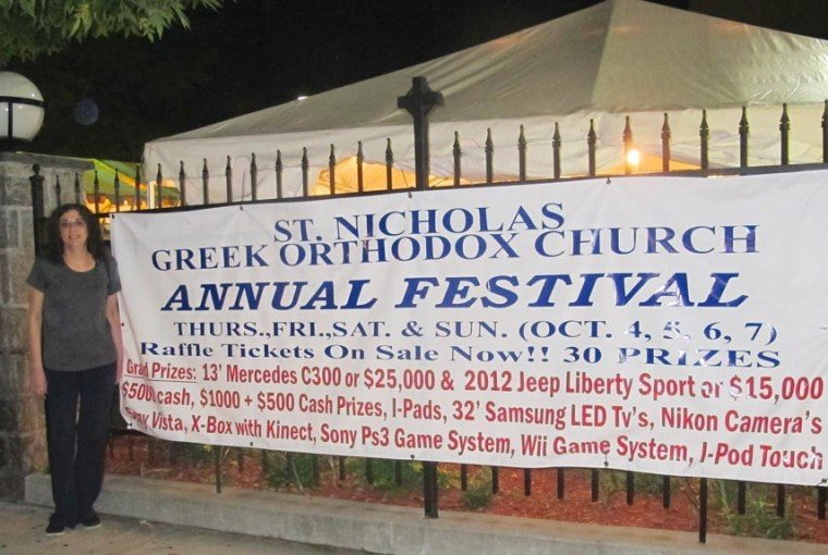 St. Nicholas Greek Orthodox Church's Festival