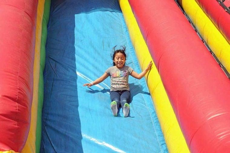 Myrtle Avenue Festival means fun, fun, fun