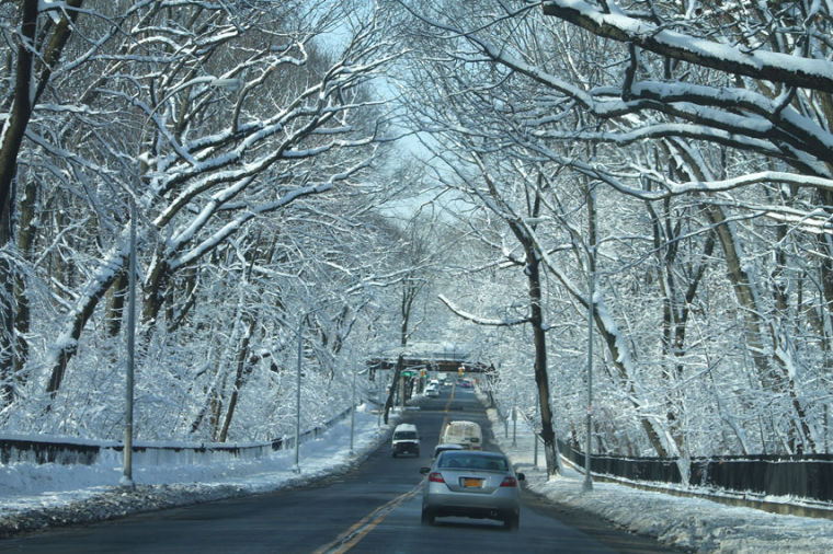 Winter tightens its grip on Queens 2