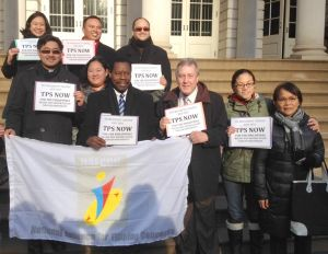 Dromm seeks TPS for Filipino nationals 1