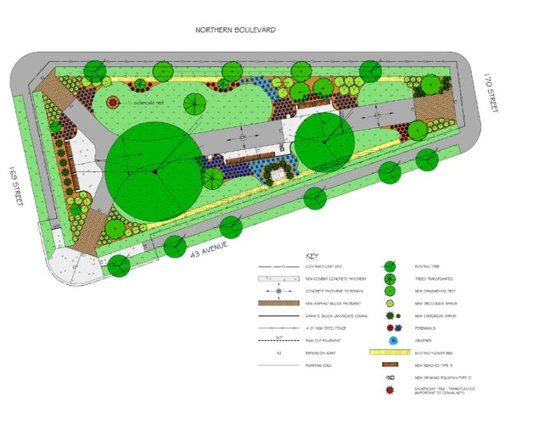 Green space to get update in Flushing 2