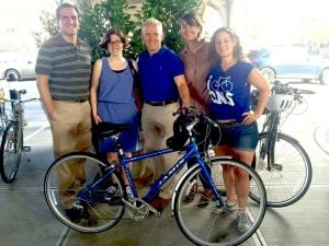 Sunnyside becomes bike friendly district 1