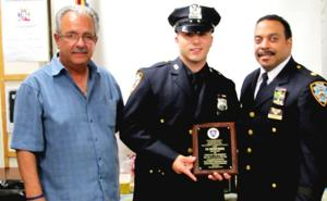 106th Pct. Cop of the Month 1