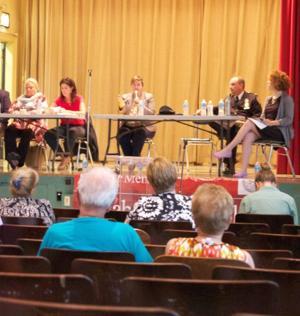 Maspeth residents discuss Vision Zero 1