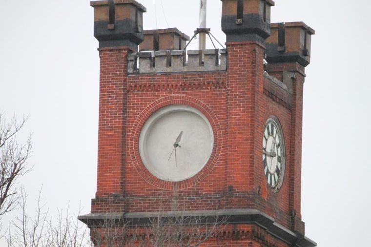 South Queens' own Big Ben won't strike noon 2