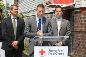 Friends of Rockaway gets Red Cross grant 1