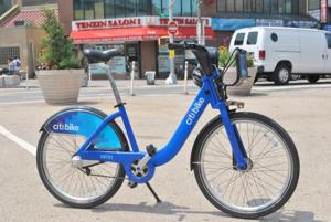 Real estate giant in talks for Citi Bike 1