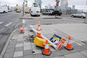 Van kills teen, Tenzin Drudak, on LIC sidewalk 1