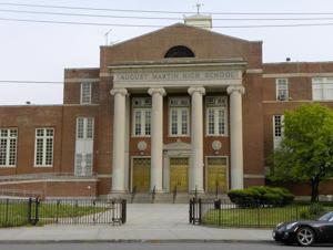 New charter school bid at August Martin 1