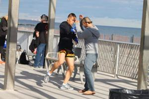 The art of fighting comes to Rockaway 2