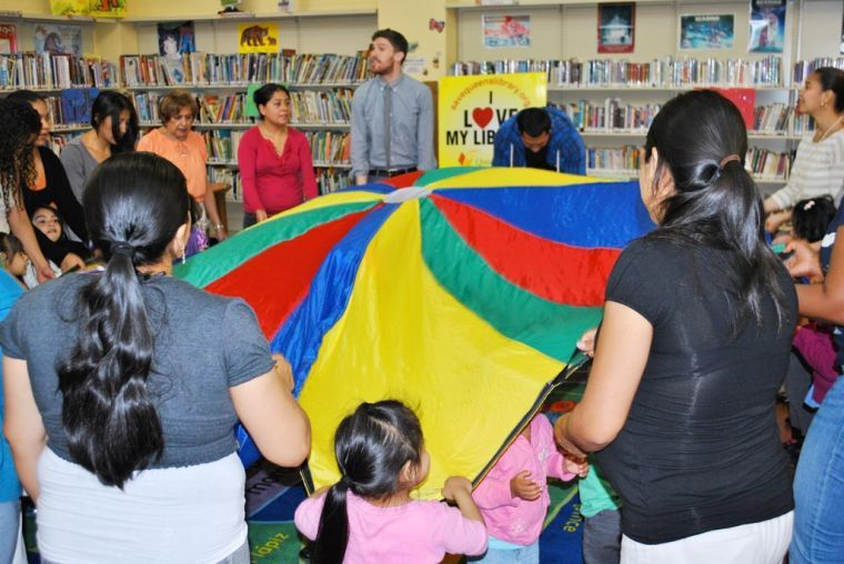 Corona Library fights for funding 1