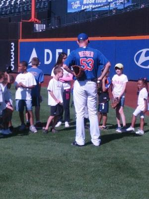 Step right up and meet the Mets