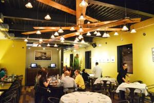 Pairing the new and old LIC with good food and art 2
