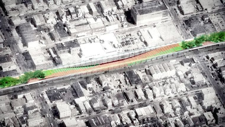 How might the QueensWay look? 3