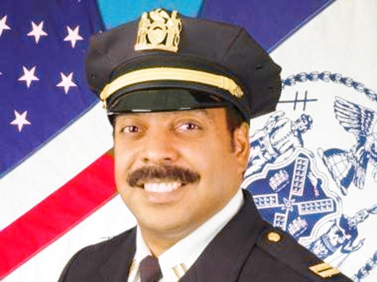 New commander at 106th Precinct 1